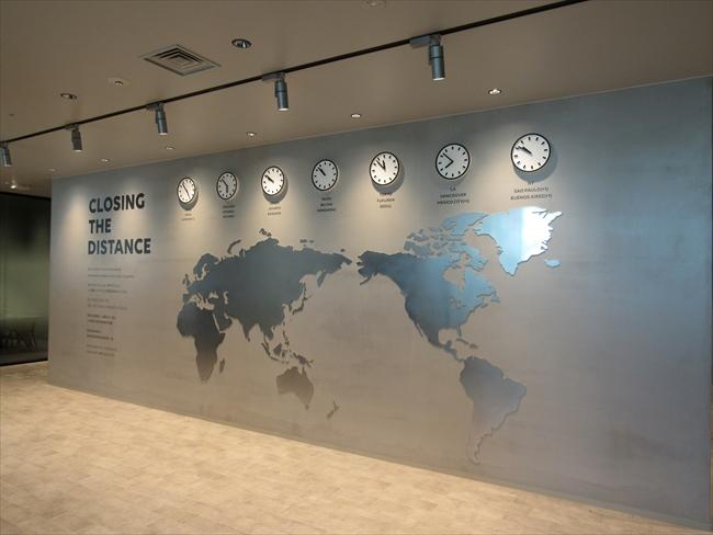 世界各国の時計
