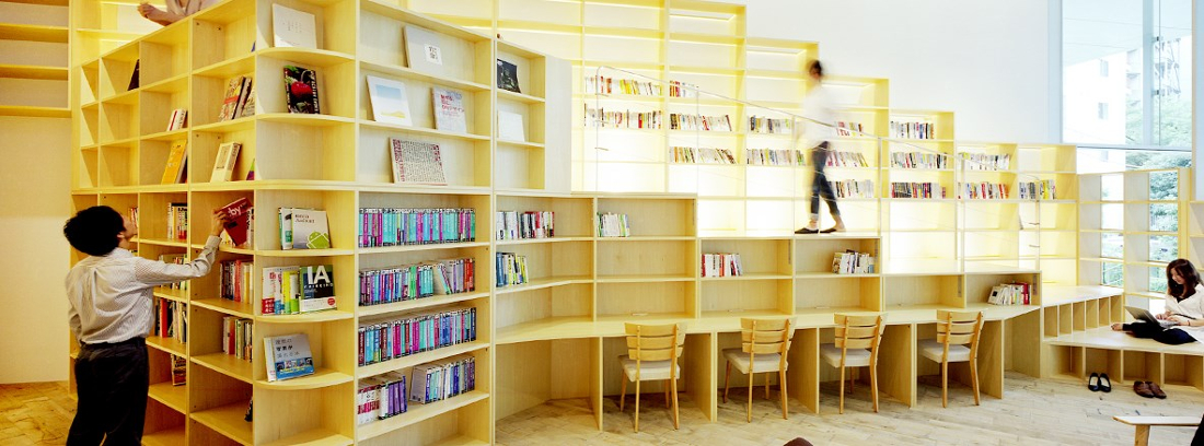 図書館OASIS