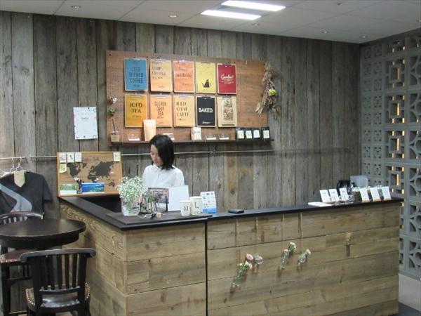 社内カフェ
