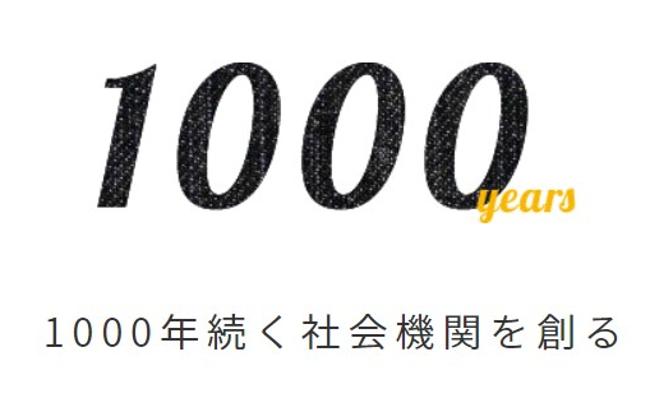 1000年企業
