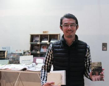 代表取締役・西村琢さん